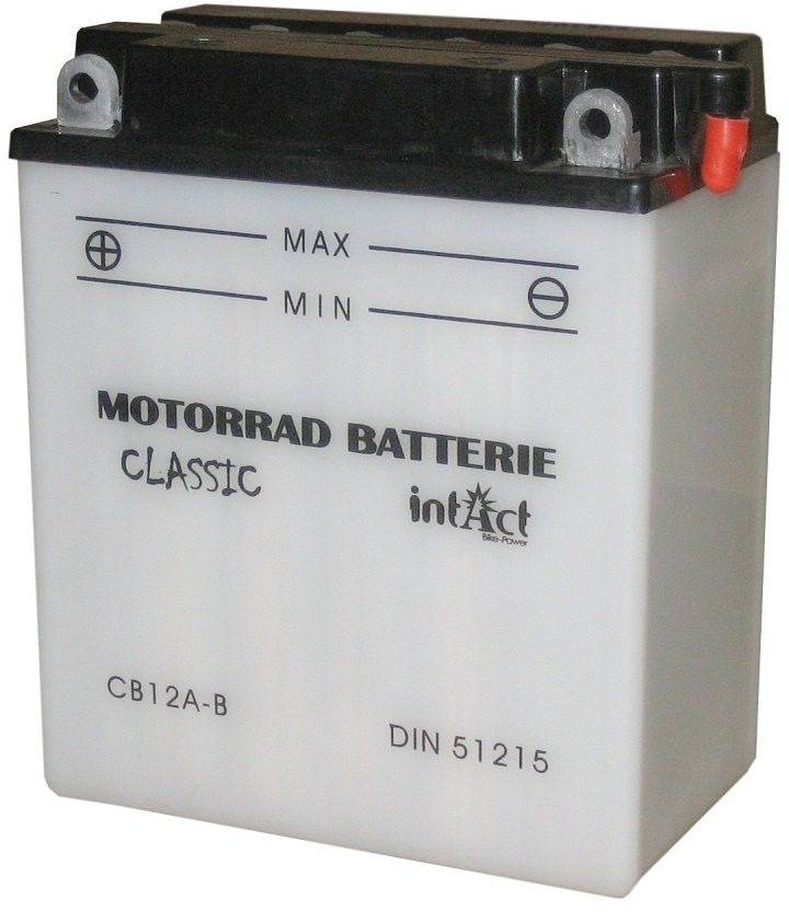 Intact Batterie  CB12A-B