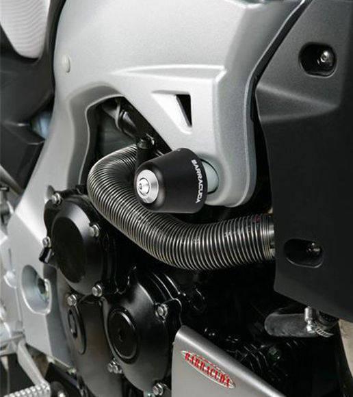 Barracuda Sturzpads für Suzuki GSR600