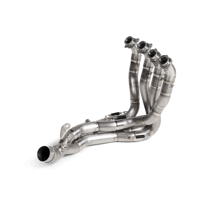 Akrapovic Optional Header (Titanium) Auspuff Krümmer für Honda CBR1000RR-R  Modelljahr 2020-