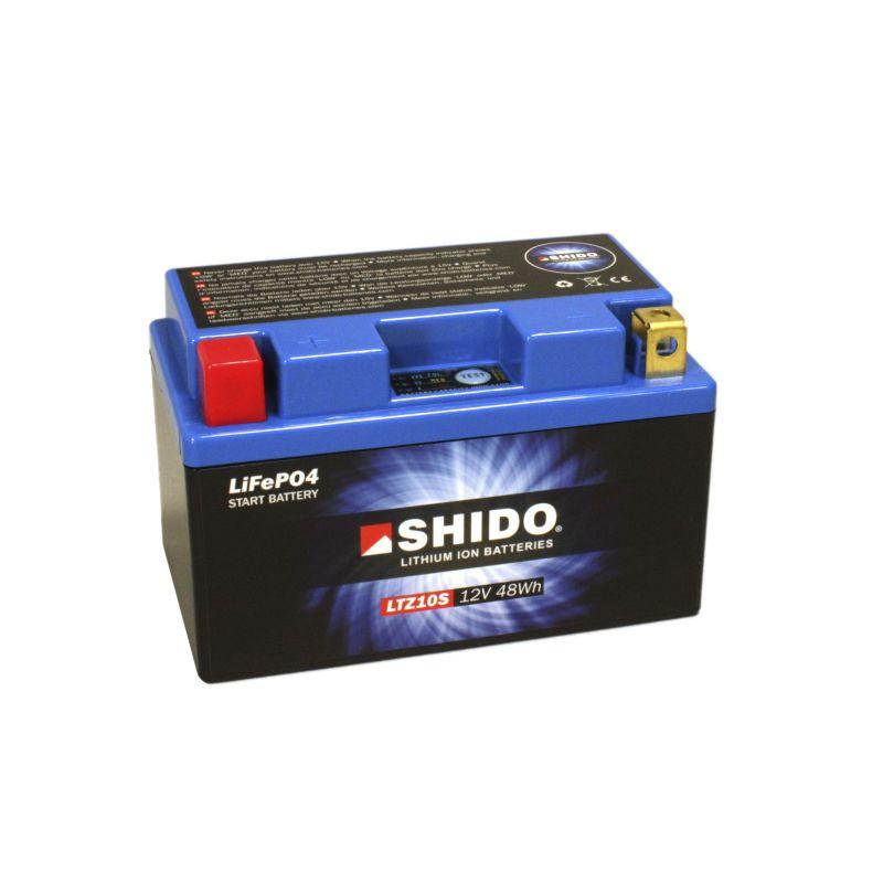 SHIDO Lithium-Batterie LTZ10S Connect 4,0Ah