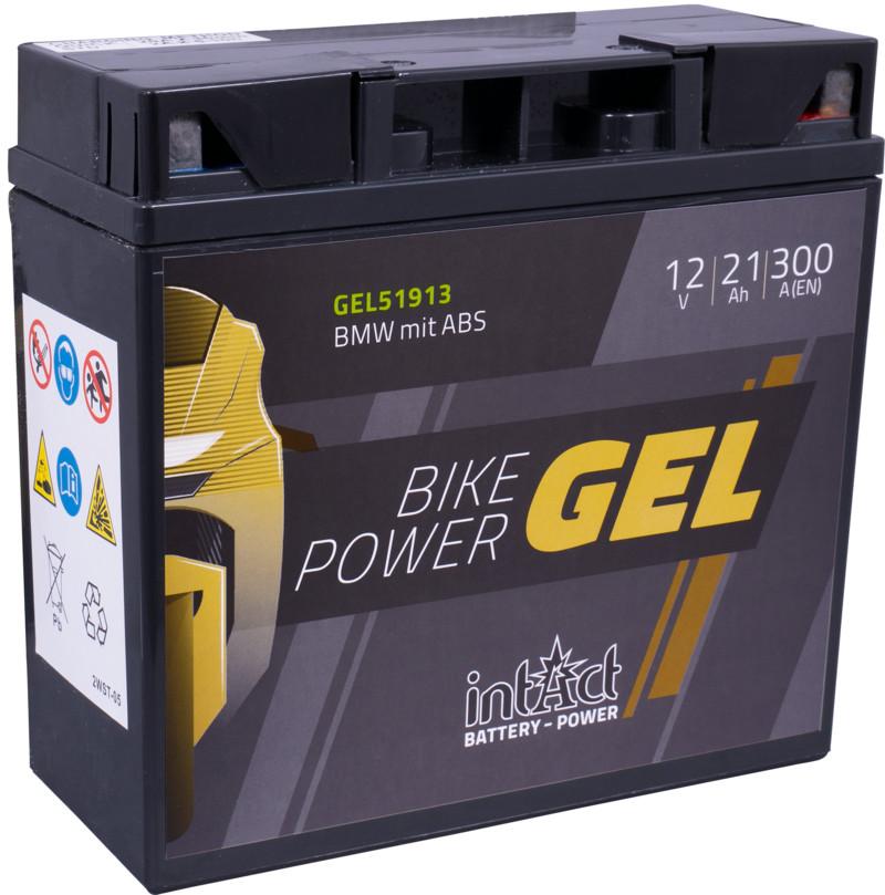 Intact GEL Batterie 51913