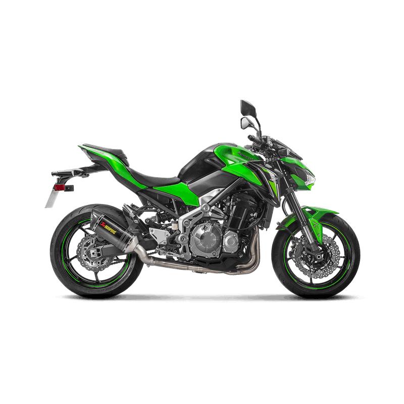 Akrapovic Optional Header (SS) Auspuffanlage für Kawasaki Z900 Modelljahr 2017-2019