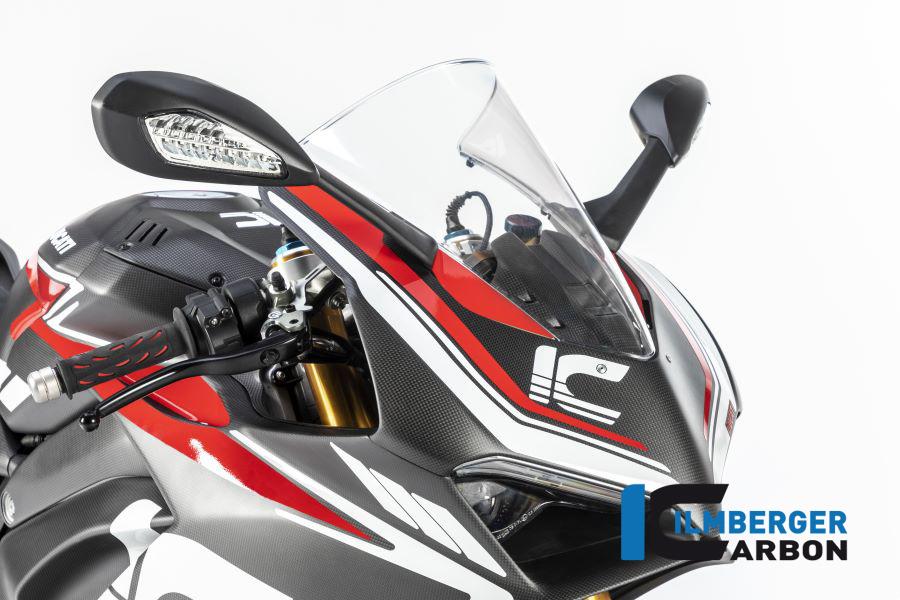 Ilmberger Carbon Verkleidungsoberteil matt für Ducati Panigale V4 / V4S ab 2018
