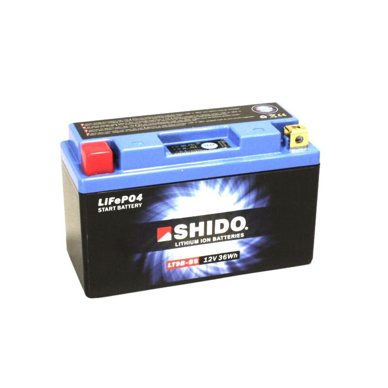 SHIDO Lithium-Batterie LT9B-BS-Li