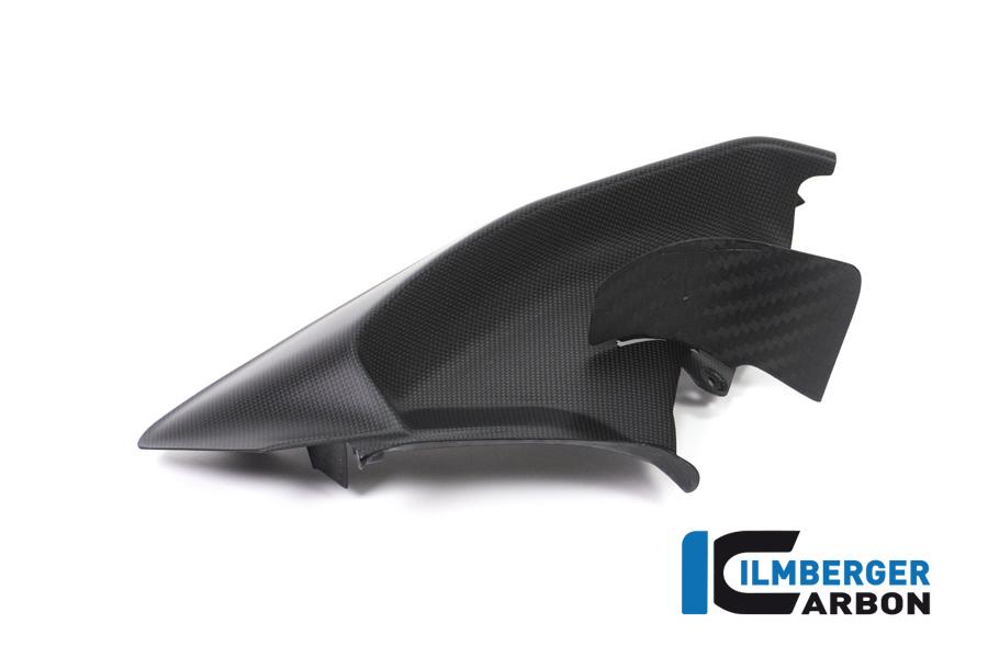 Ilmberger Carbon Abdeckung unterm Rahmen rechts matt für Ducati Panigale V4 / V4S ab 2018