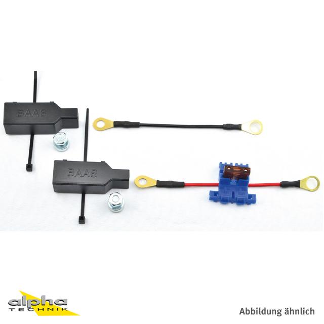 BAAS ES03 Batterieverteilerset