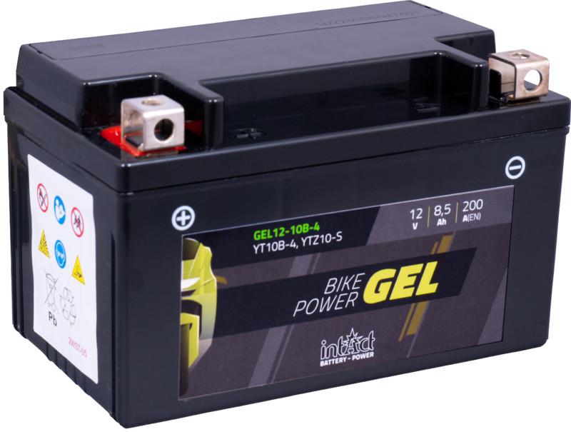 Intact GEL Batterie   YTZ10-S / YT10B-4