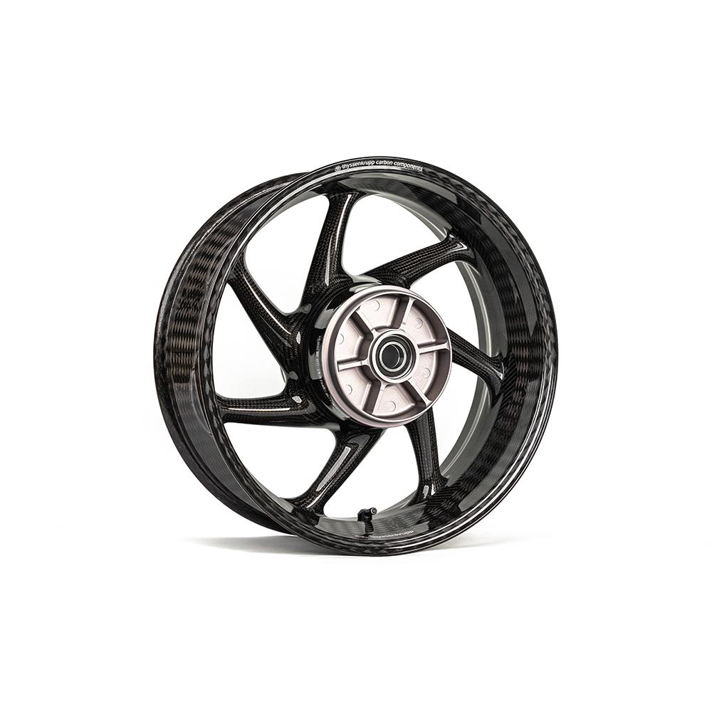 thyssenkrupp Carbon Felgen Style 1 für Honda CBR1000RR SC77 2017-