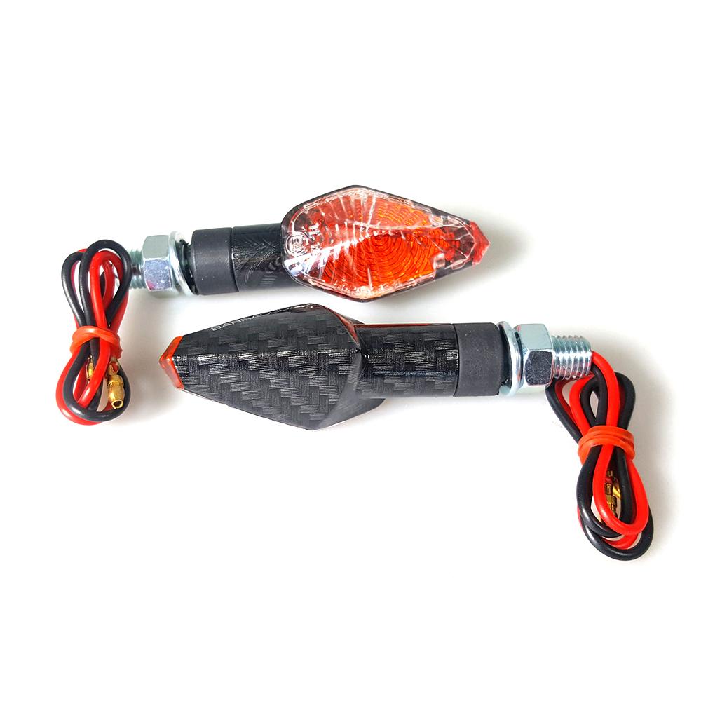 Barracuda Blinker MINI VIPER 70mm carbon-look