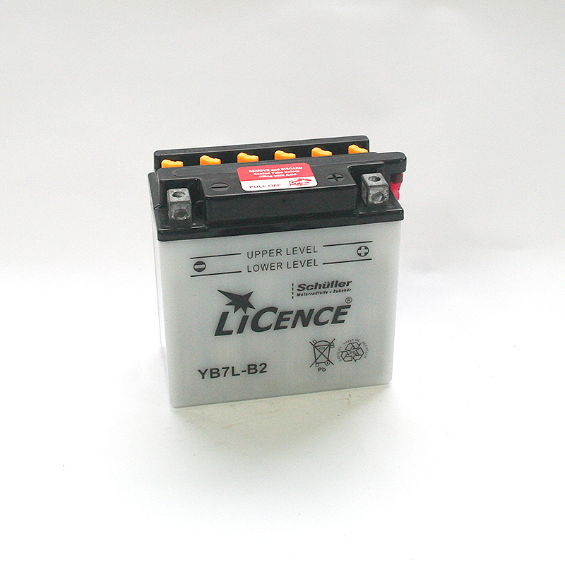 LICENCE Batterie YB7L-B2