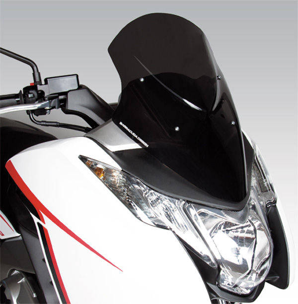 Barracuda Windschild Aerosport Plexiglas für Honda Integra 700 2012 - 2013 / Honda Integra 750 2014 - 2015