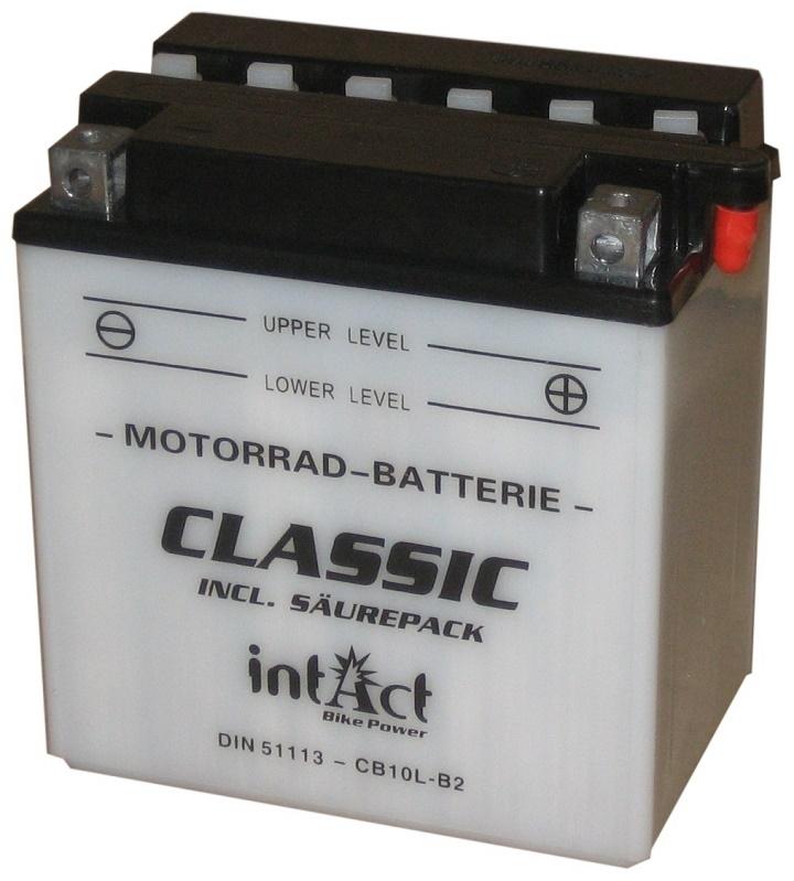 Intact Batterie  CB10L-B2