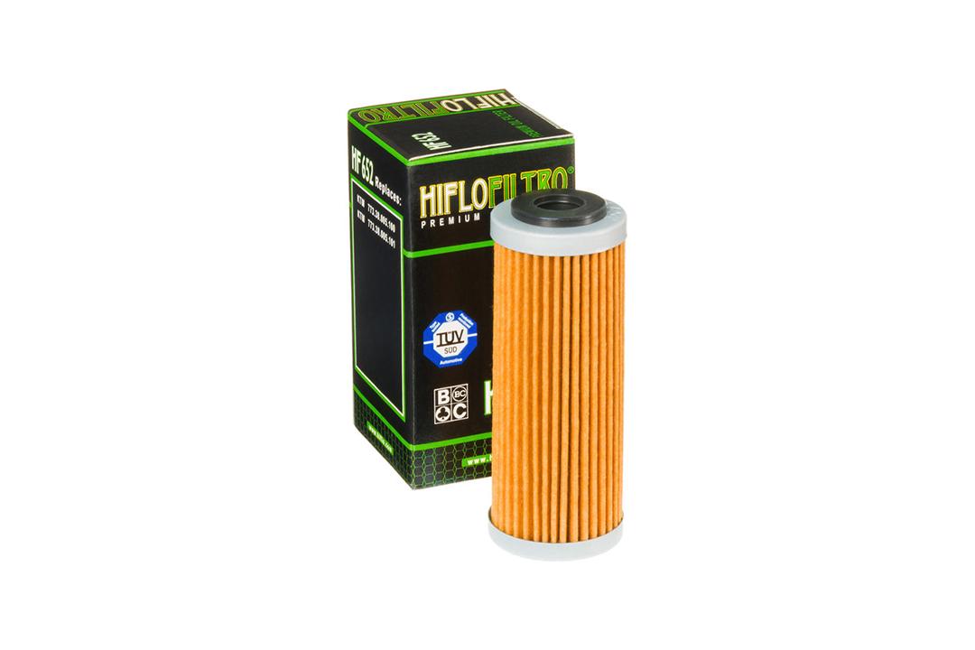 HIFLO Ölfilter HF652 für diverse Husaberg / Husqvarna / KTM Modelle