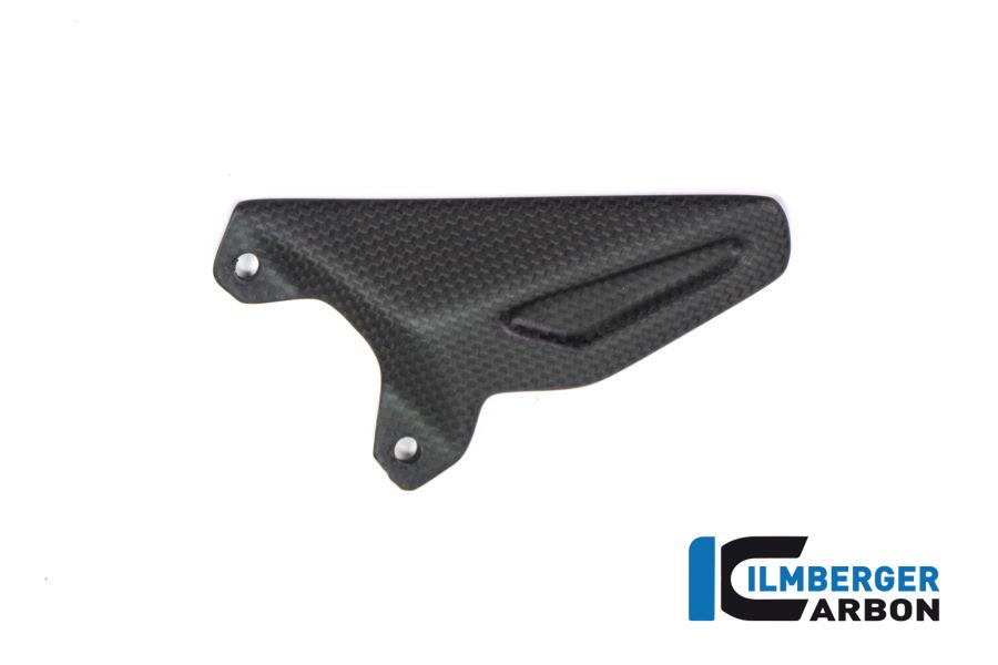Ilmberger Carbon Fersenschützer links matt für Ducati Panigale V4 / V4S ab 2018