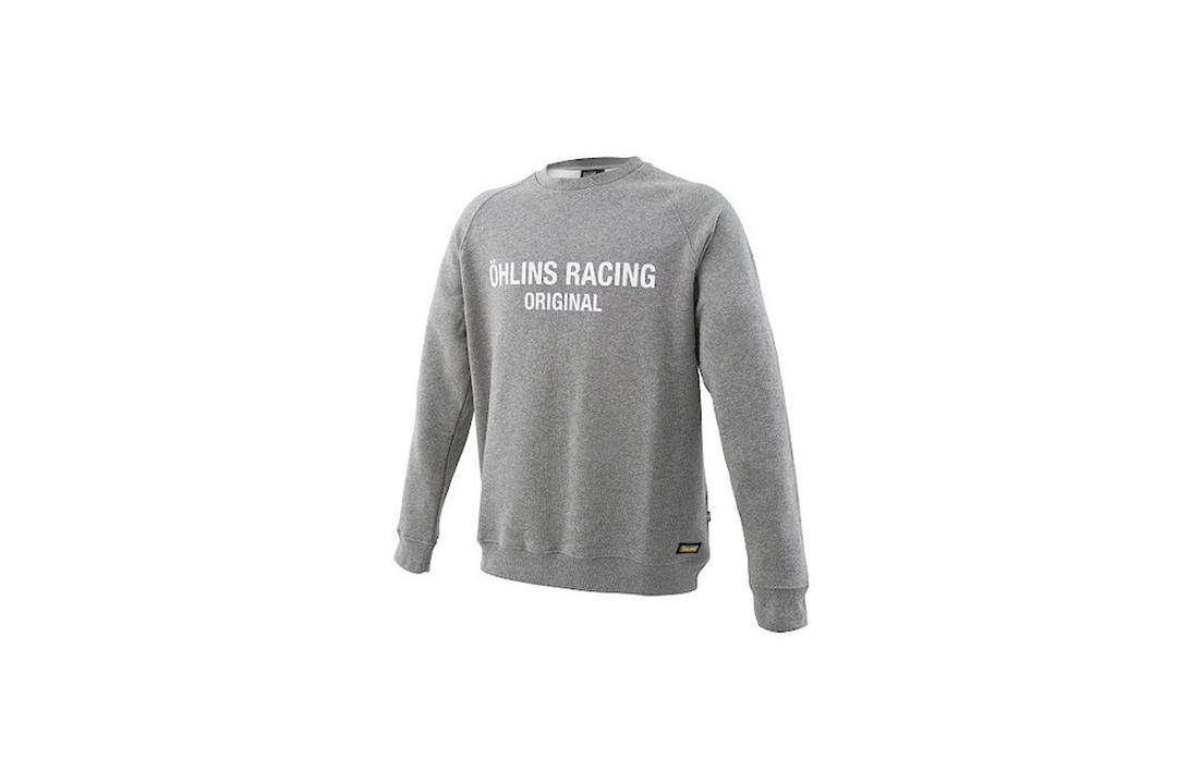 Öhlins Original Sweatshirt grau Größe S