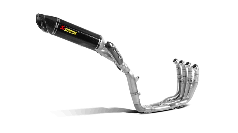 Akrapovic Evolution Line KIT (Carbon) Auspuffanlage für Yamaha YZF-R1 2009-2014