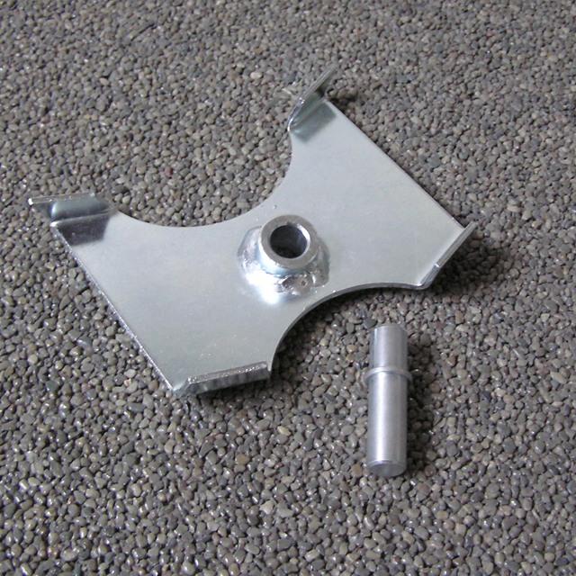 Aufnahmeadapter für Ducati Ständer CA04