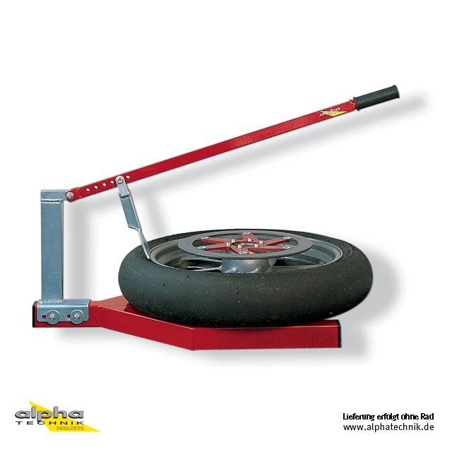 Reifenabdrückgerät manuell alle Rad-Durchmesser