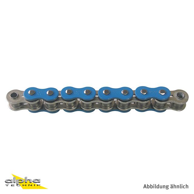 Kette ENUMA MVXZ-2 530, ideale OEM-Ersatzkette - 128 Glieder - Farbe Blau
