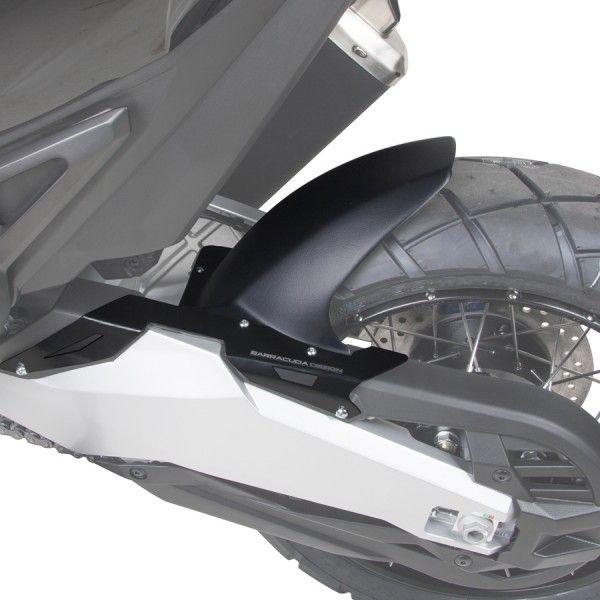 Barracuda Kotflügel schwarz für Honda X-ADV