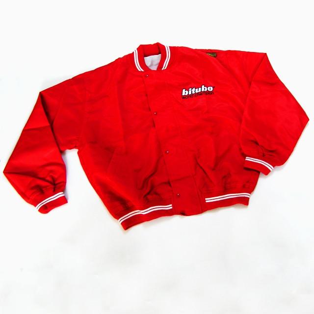 "BITUBO Bomber-Jacke rot, Größe ""L"""