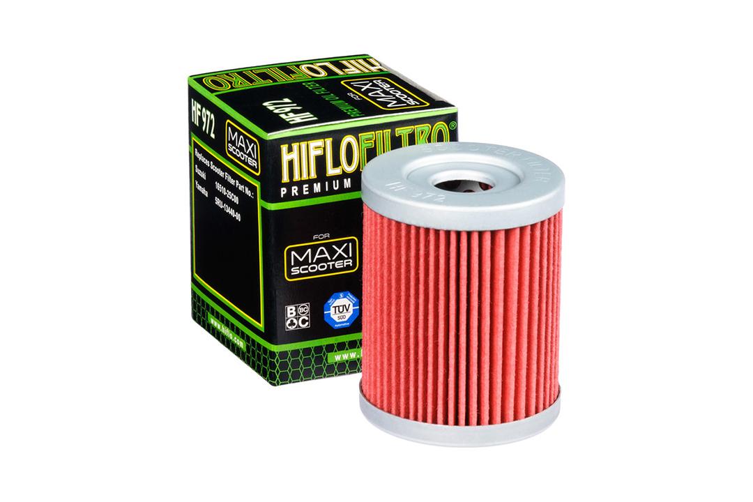 HFILO Ölfilter HF972 für diverse Suzuki / SYM / Yamaha Modelle