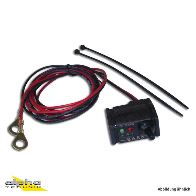 BAAS BA22 Batterietester 12V