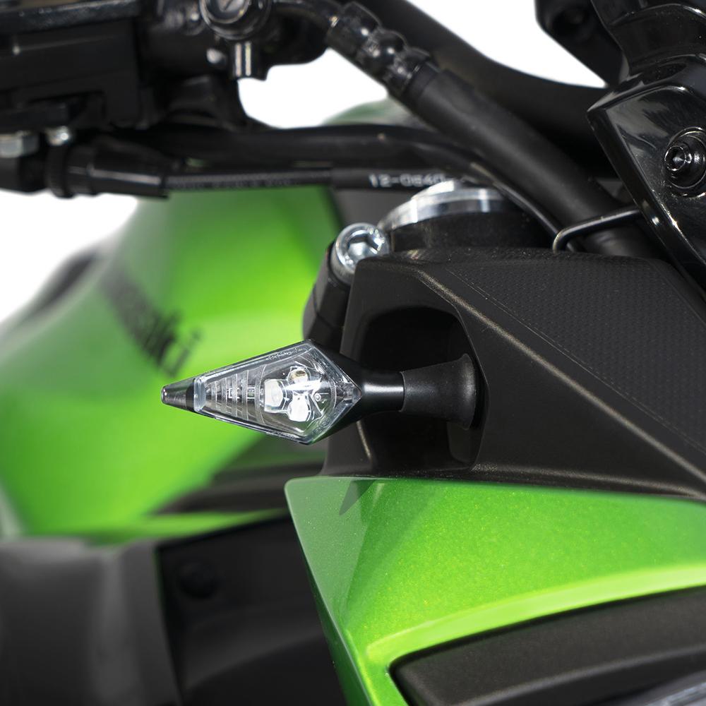 Barracuda Blinker X-LED B-LUX schwarz