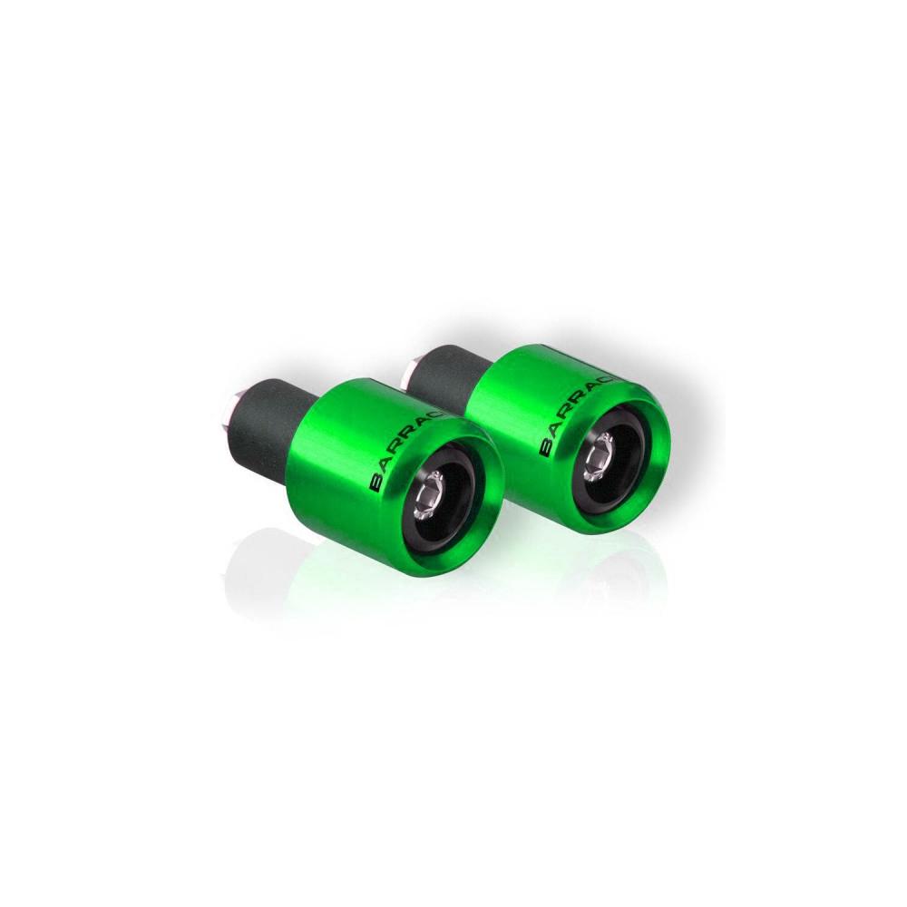 Barracuda Lenkerenden-Gewichte universal grün