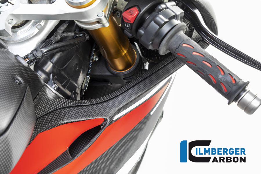 Ilmberger Carbon Windkanalabdeckung rechts matt für Ducati Panigale V4 / V4S ab 2018