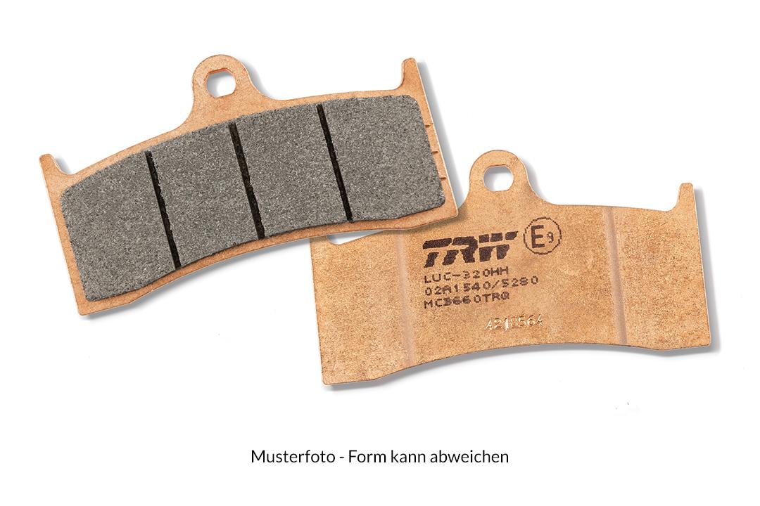 TRW LUCAS Bremsbelagsatz Track Racing Quality MCB896TRQ