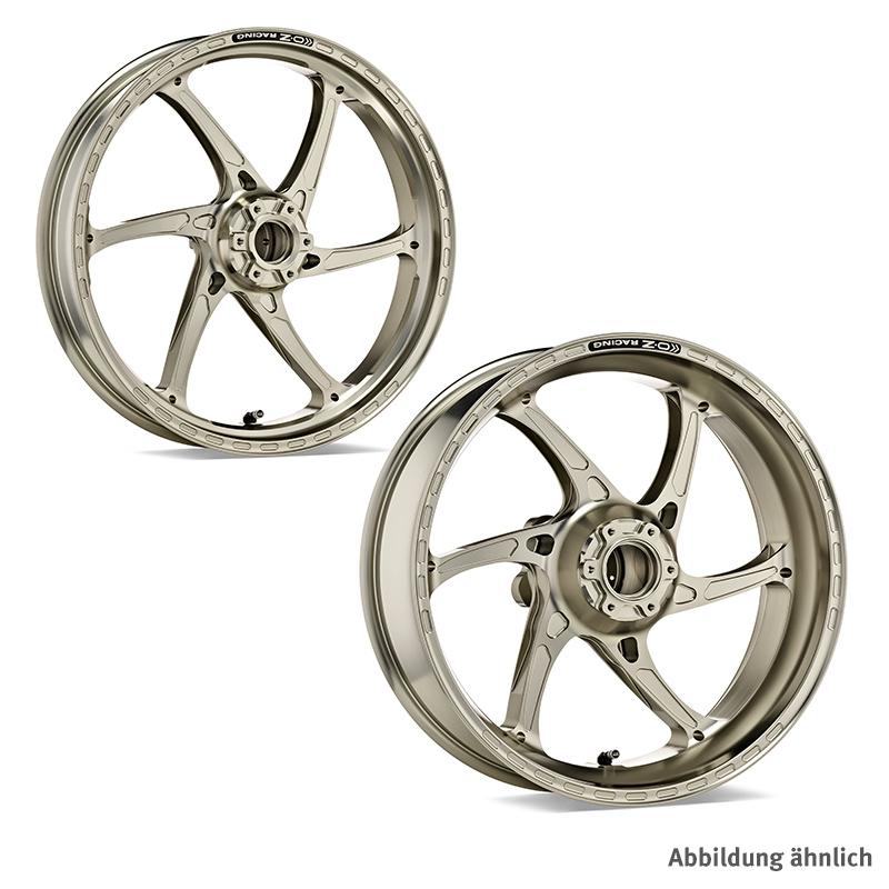 OZ Gass RS-A Aluminium Satz für Honda