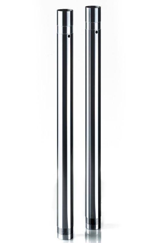 Standrohr chrom Suzuki DL 1000 V-Strom 02-05