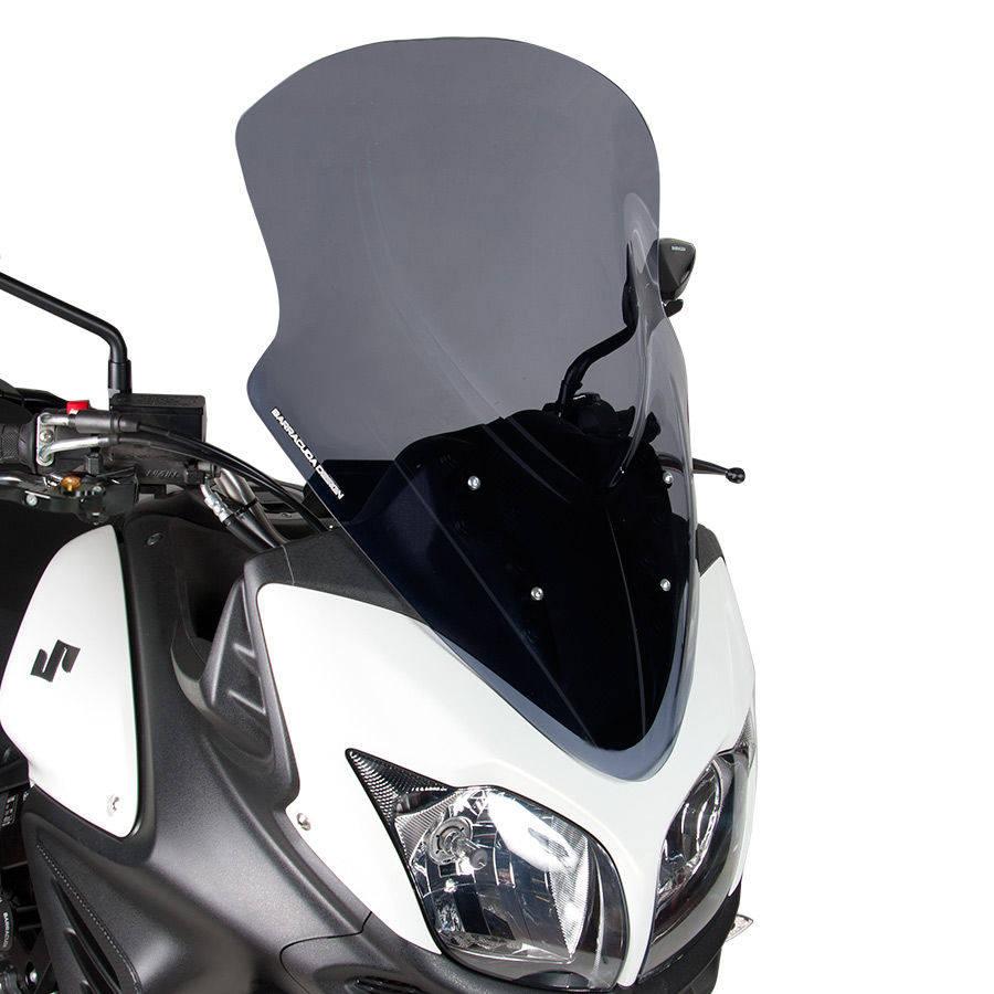 Barracuda Windschild Aerosport Plexiglas für Suzuki V-STROM 650 2011 - 2014