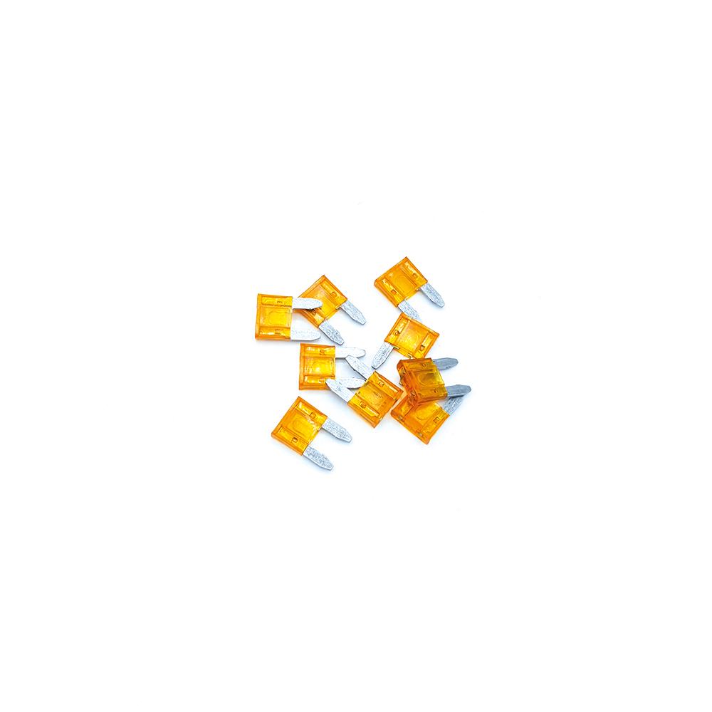 Mini-Flachsicherungen - 10er Pack -  5A