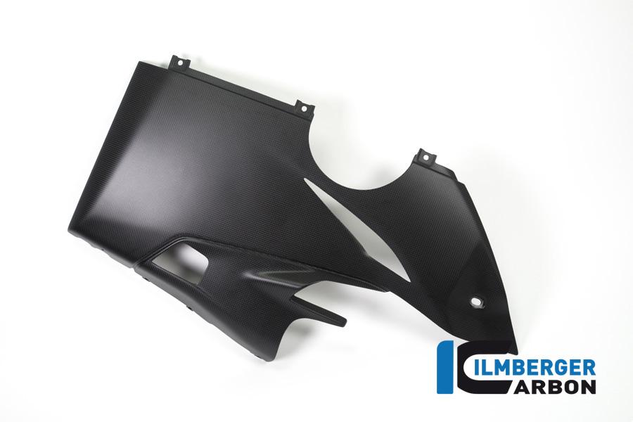 Ilmberger Carbon Verkleidungsunterteil links matt für Ducati Panigale V4 / V4S ab 2018