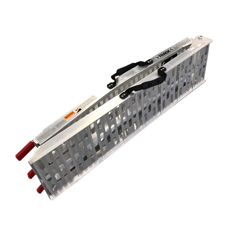 Klappbare Aluminium Rampe TRACK