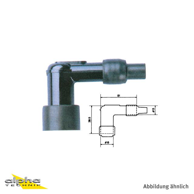 NGK Kerzenstecker  LB05E-R