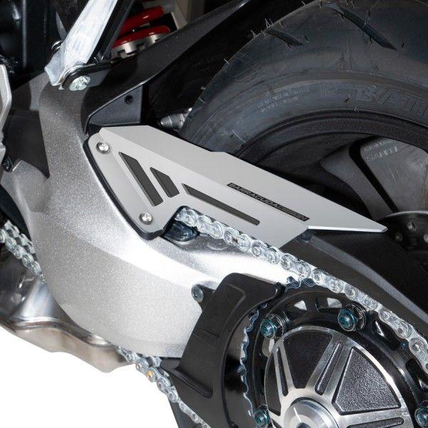 Barracuda Motorrad Kettenschutz Honda CB1000R 2018- silber
