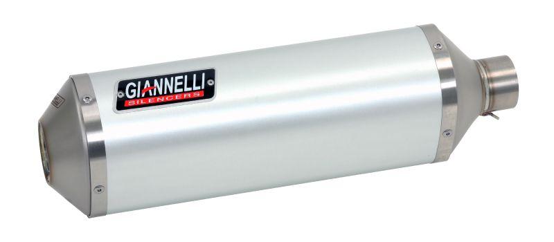 GIANNELLI Komplettanlage IPERSPORT für Yamaha MT-125, 2014-16, ohne Katalysator