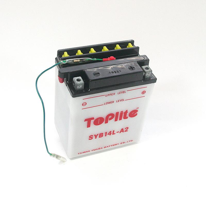 ToPlite YUASA Batterie SYB14L-A2