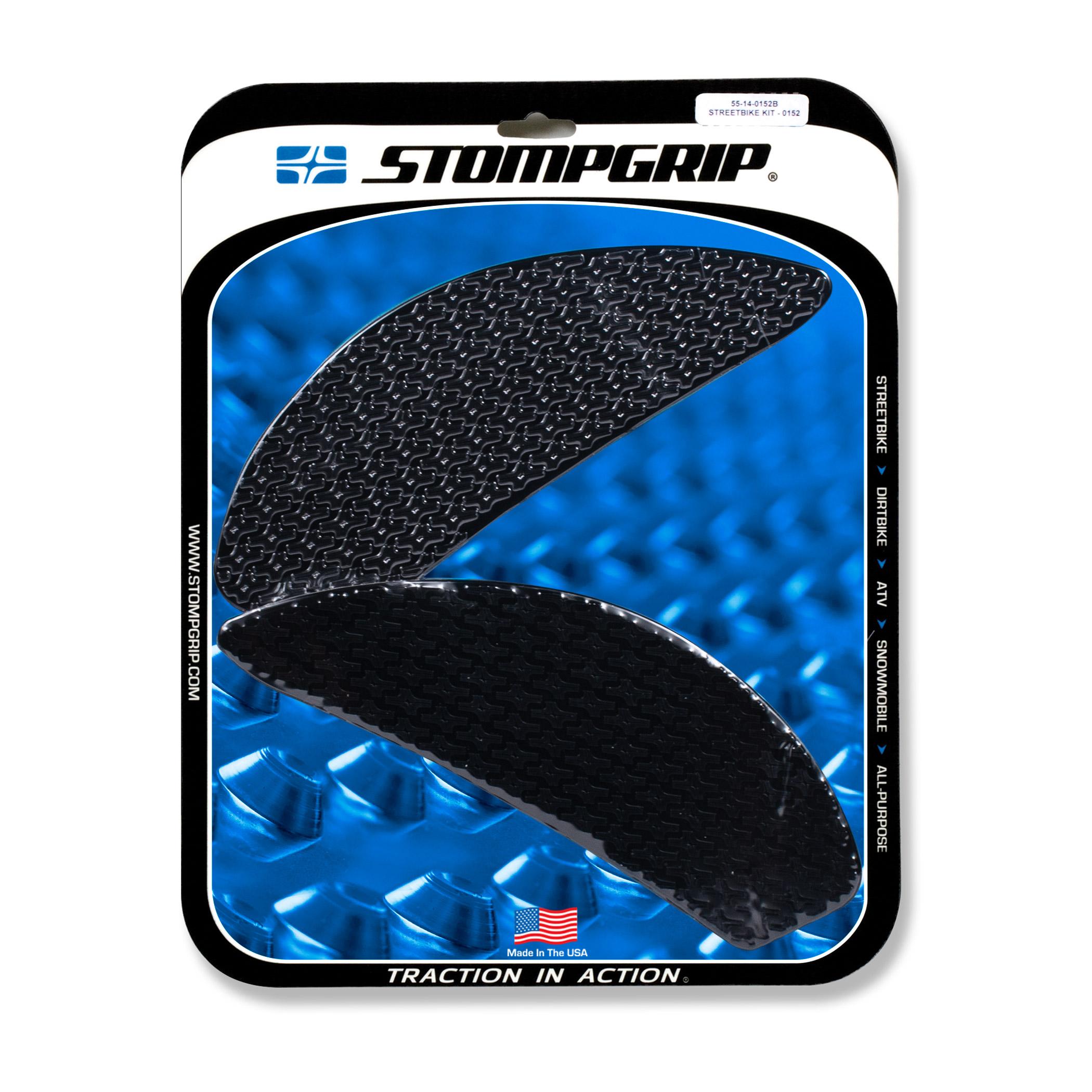 Stompgrip schwarz, für Suzuki GSX250R (2018-'19)