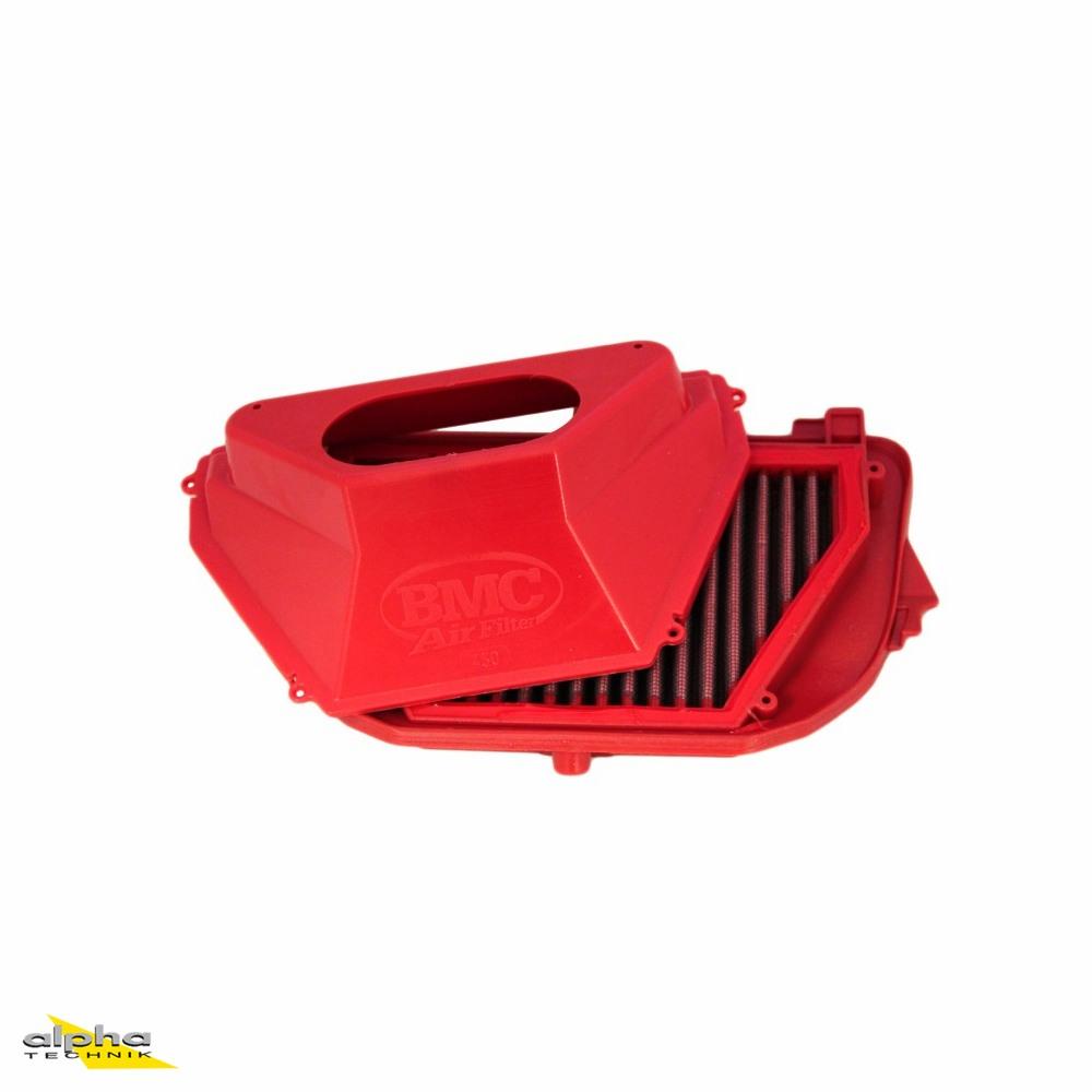 BMC Sportluftfilter für Yamaha YZF600R6 2010- ; Mit Air-Flow-Restrictor