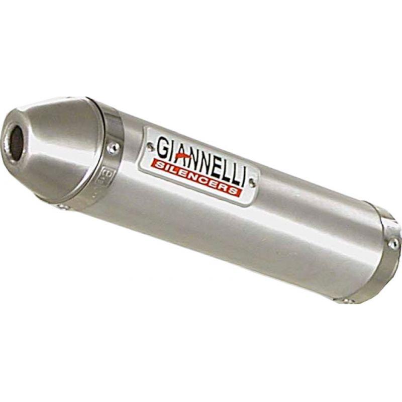 GIANNELLI Endschalldämpfer ENDURO 2STROKE für Aprilia RX50 / SX50 2006-15