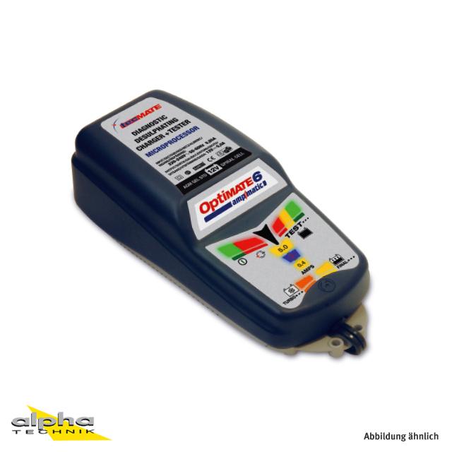 Ladegerät OPTIMATE 6 Ampmatic