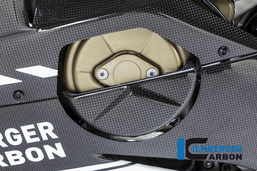 Ilmberger Carbon Lichtmaschinenabdeckung glanz für Ducati Panigale V4 / V4S ab 2018
