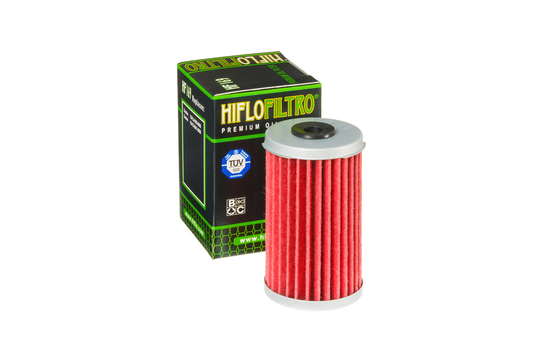 HIFLO Ölfilter HF169 für DAELIM VS125 und VJF125R Fi Roadwin