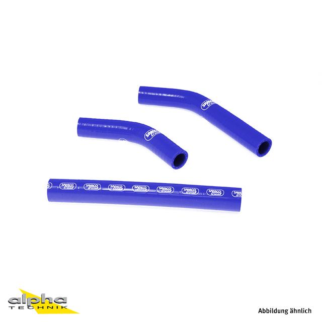 Siliconschlauch Kit blau für KTM SX250,XC250,XC300