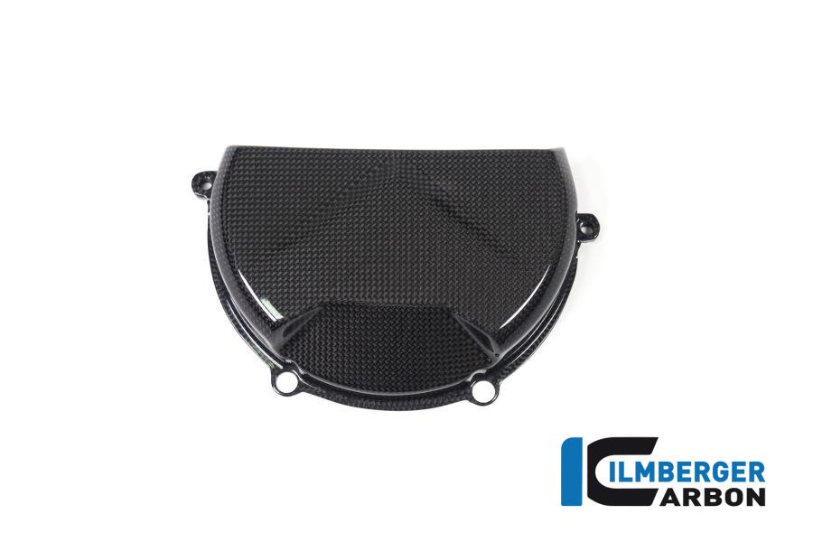 Ilmberger Carbon Kupplungsdeckel glanz für Ducati Panigale V4 / V4S ab 2018
