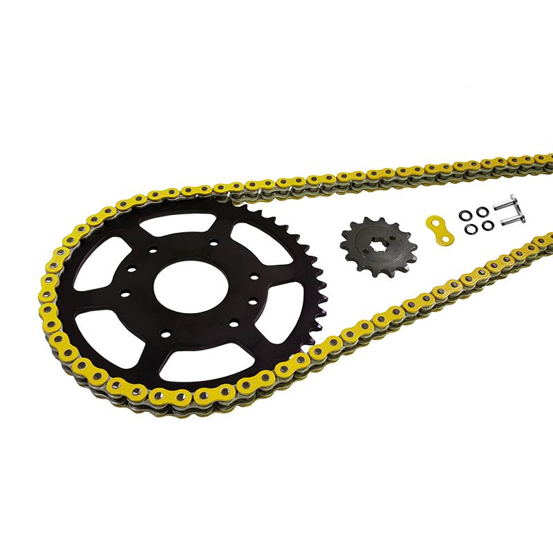 Kettensatz Teilung 520 MVXZ-2, Kette in gelb